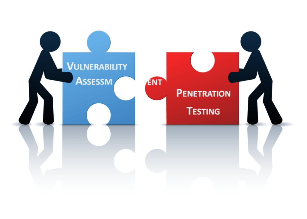 Vulnerability assessments vs penetration testing