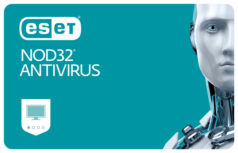 card - ESET NOD32 Antivirus