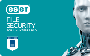 card - ESET File Security for Linux FreeBSD - RGB