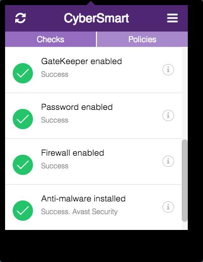 CyberSmart Application